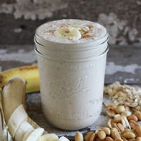 The King | PB & Banana Smoothie