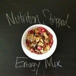 Nutrition Stripped Energy Mix