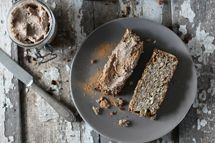 Nourishing Nut & Seed Bread // nutritionstripped.com