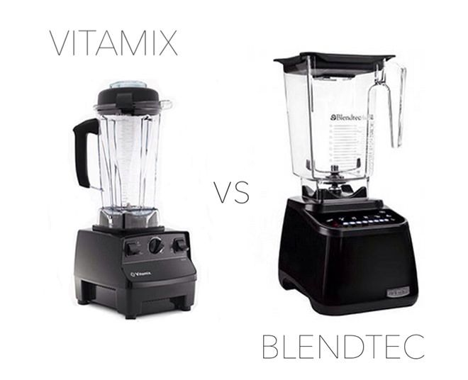 Vitamix vs. Blendtec | nutritionstripped.com