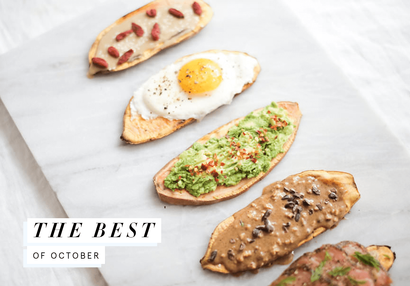 The Best of October | Nutrition Stripped healthy recipes + nutrition advice