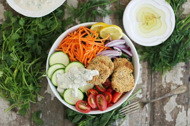 how to make the perfect falafel