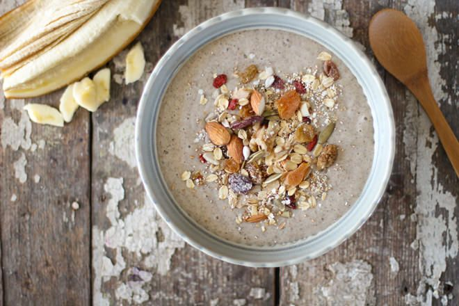 Nourishing Muesli Recipe