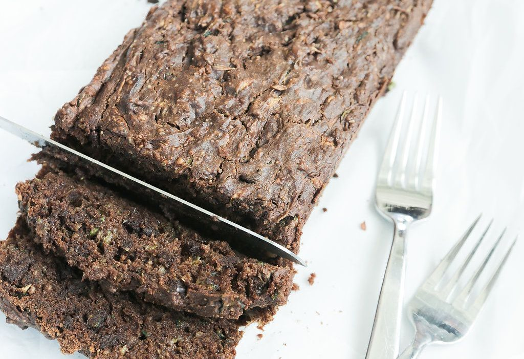 Gluten Free Chocolate Zucchini Bread | Nutrition Stripped Recipes