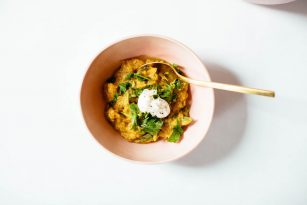 Red Lentil Daal with Squash and Coconut | Nutrition Stripped