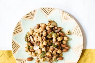 Two-Bean Salad Recipe | Nutrition Stripped