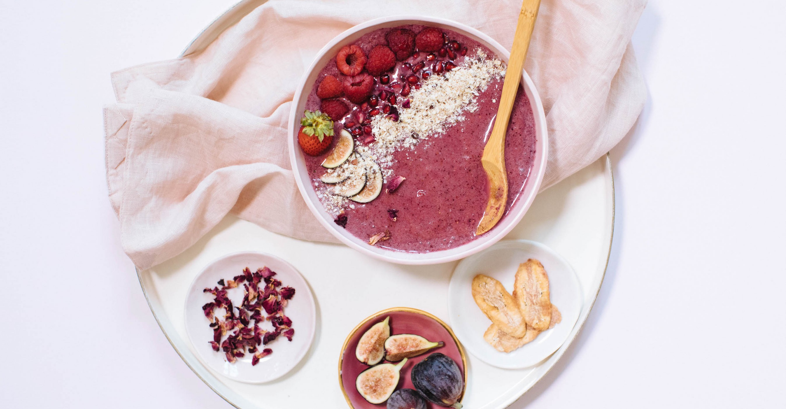 Stripped Green Smoothie Bowl Recipe How To Make A Smoothie Bowl