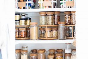 Creating a Healthy Organized Pantry